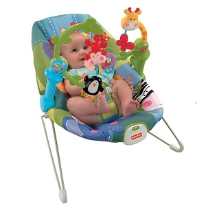 Fisher Price - Hamaca Discover 'N Grow