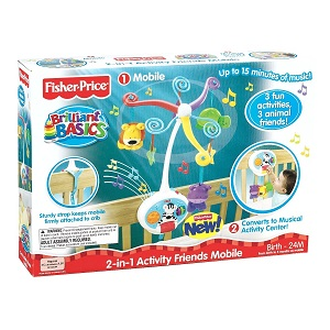 Fisher-Price Móvil Activity 2 En 1