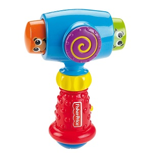 Fisher-Price Martillo risitas