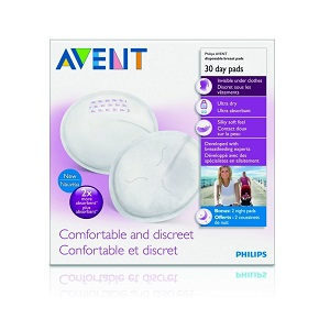 Philips Avent - Discos Absorbentes Desechables