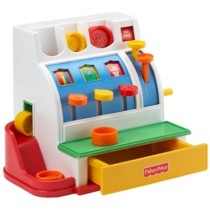 Fisher Price - Caja Registradora