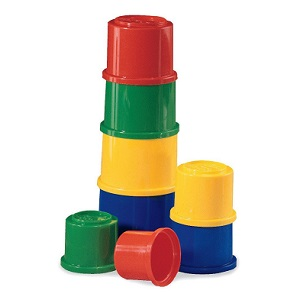 Fisher Price - Cubos de Construcción