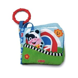 Fisher Price - Libro Activity La Granja