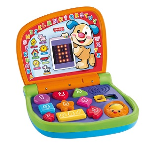 Fisher Price - Ordenador Educativo