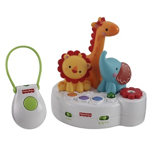 Fisher Price - Proyector Animalitos Selva