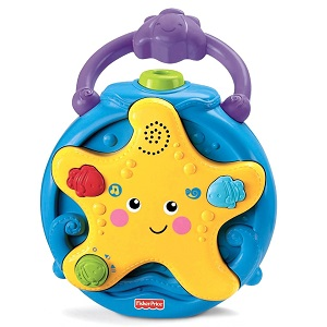 Fisher Price - Proyector Musical Mundo Acuático