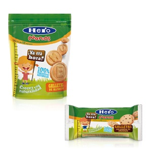 Hero Nano - Galletas