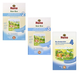 Holle - Leche Infantil Orgánica
