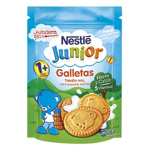 Nestlé - Junior Galleta