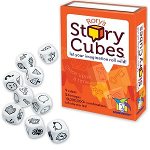 Rory's - Story Cubes
